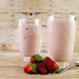 Strawberry Milkshakes.