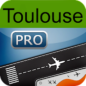 Toulouse Airport+FlightTracker