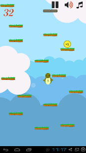 Tortoise jump for Android screenshot 3