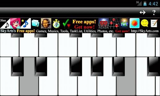 NeoPiano Free- screenshot thumbnail
