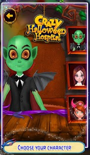 Crazy Halloween Hospital- screenshot thumbnail