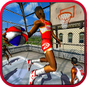 Street Hoop-Big Win Basketball icon