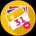 Picture Calendar 2016 / 2017 icon