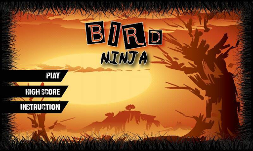 Badlands: Bird Ninja