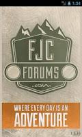 Screenshot of FJ Cruiser Forum