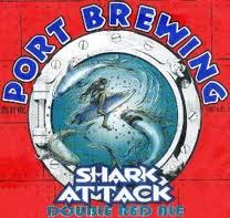 Logo of Port Shark Attack Double Red Ale