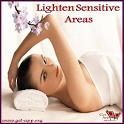 Lighten Sensitive Areas icon