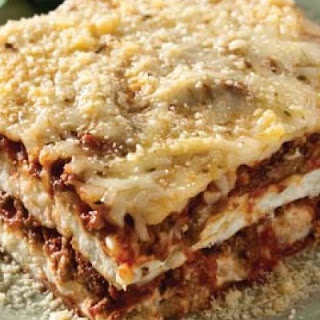Lazy Day Lasagna