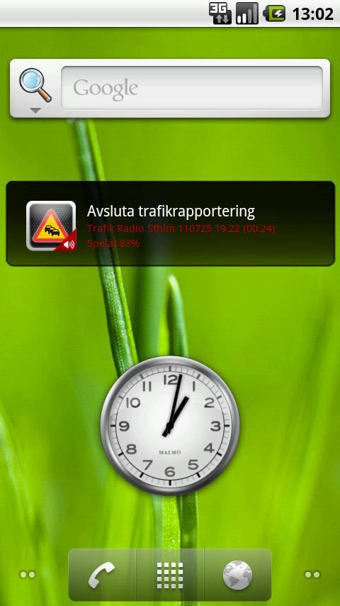 Trafiknytt Sthlm- screenshot