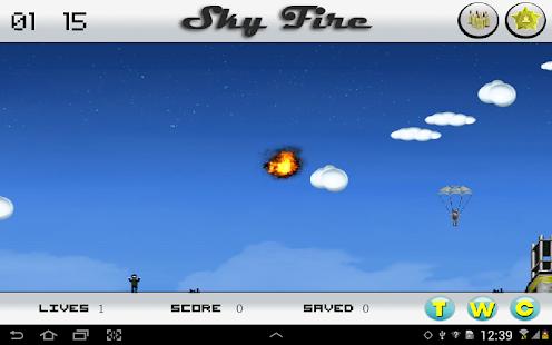 Sky Fire - screenshot thumbnail