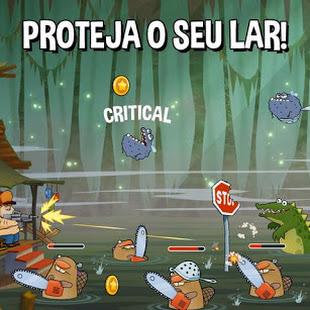 Download Swamp Attack v2.2.1 APK MOD DINHEIRO INFINITO - Jogos Android