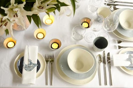 Table Setting Ideas- screenshot thumbnail