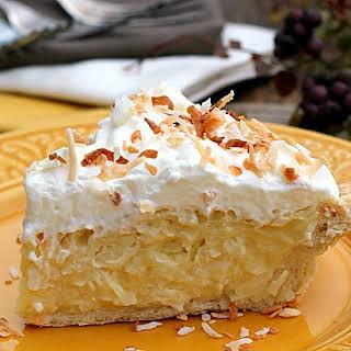 The Best Coconut Cream Pie.