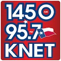 KNET 1450AM/95.7FM icon