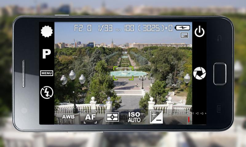 Camera FV-5 - screenshot