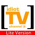 iDiotTV3 Lite logo