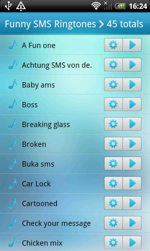 9999+ Ringtones - screenshot