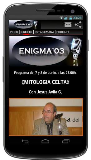 【免費通訊App】ENIGMA03 - APP OFICIAL-APP點子