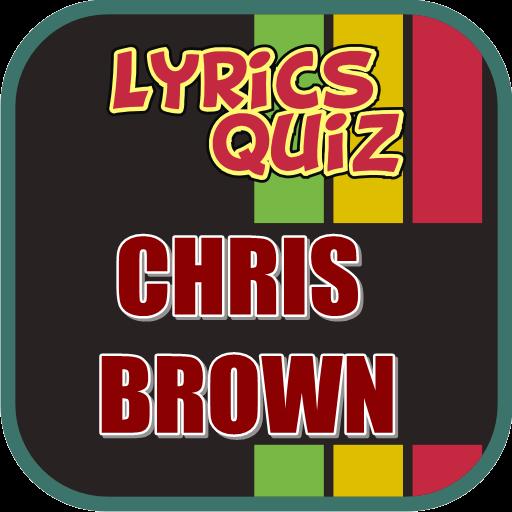 Lyrics Quiz: Chris Brown 益智 App LOGO-硬是要APP