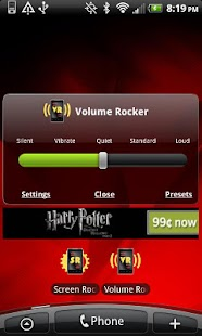 Volume Rocker - screenshot thumbnail