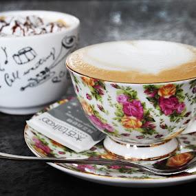Coffee with Love by Bastian AS - Food & Drink Alcohol & Drinks ( love, coffee, sugar, pwc, pwccoffee )