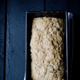 Spiced Octoberfest Beer Bread