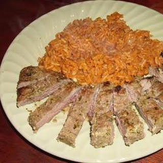 Grilled Mexican Steak.