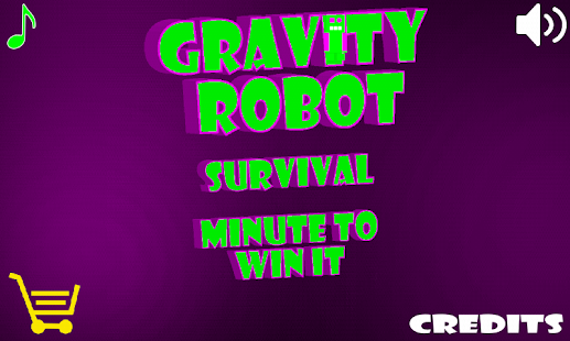 Gravity Robot Free- screenshot thumbnail
