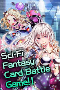 Electro Girl (Card Battle) - screenshot thumbnail