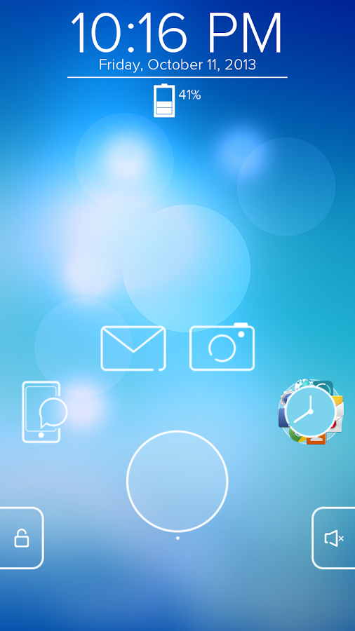 iGirl - Start RSS - screenshot