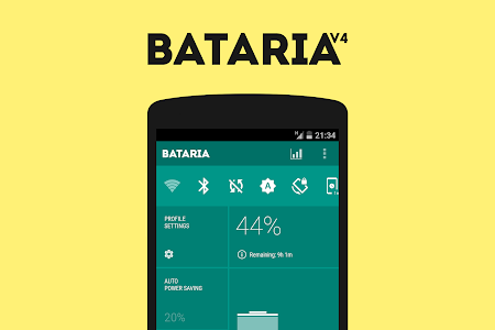 Bataria Pro - Battery Saver v2.02