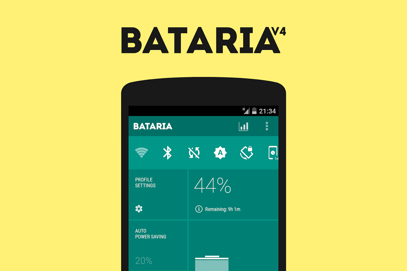Battery Saver - Bataria Pro- screenshot