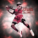 Michael Jordan Live Wallpapers icon