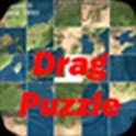 Drag Puzzle Game logo