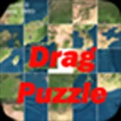 Drag Puzzle Game