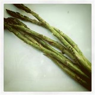 Black Salt Asparagus
