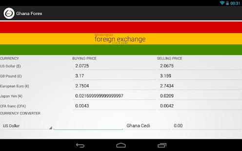 Ghana Forex- screenshot thumbnail