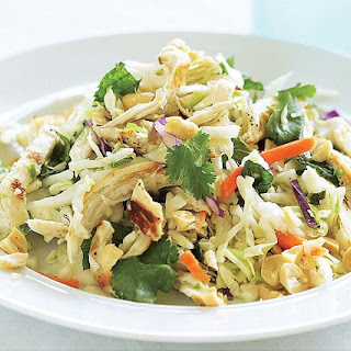 Vietnamese-Style Chicken Salad