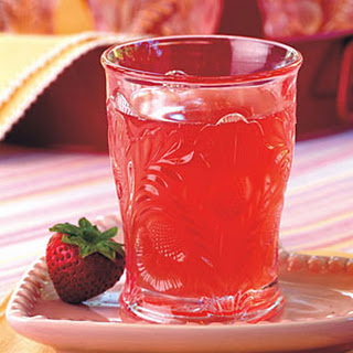 Cranberry Lemonade Punch.