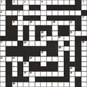 French/English Crossword lite