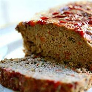 Grammy's Comfort Meatloaf.