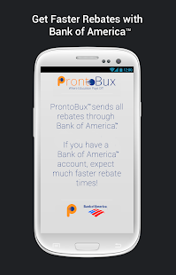 ProntoBux - screenshot thumbnail