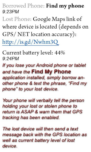 ★ Find My Phone ★