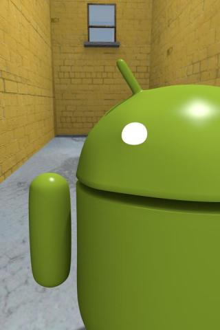 FGG Trapped Droid: Jail - screenshot