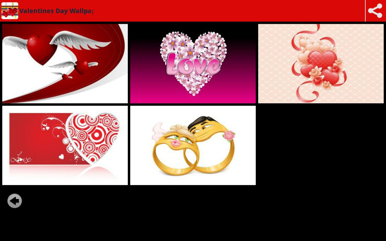 Valentine Day Wallpapers- screenshot