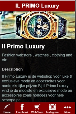 IL PRIMO Luxury