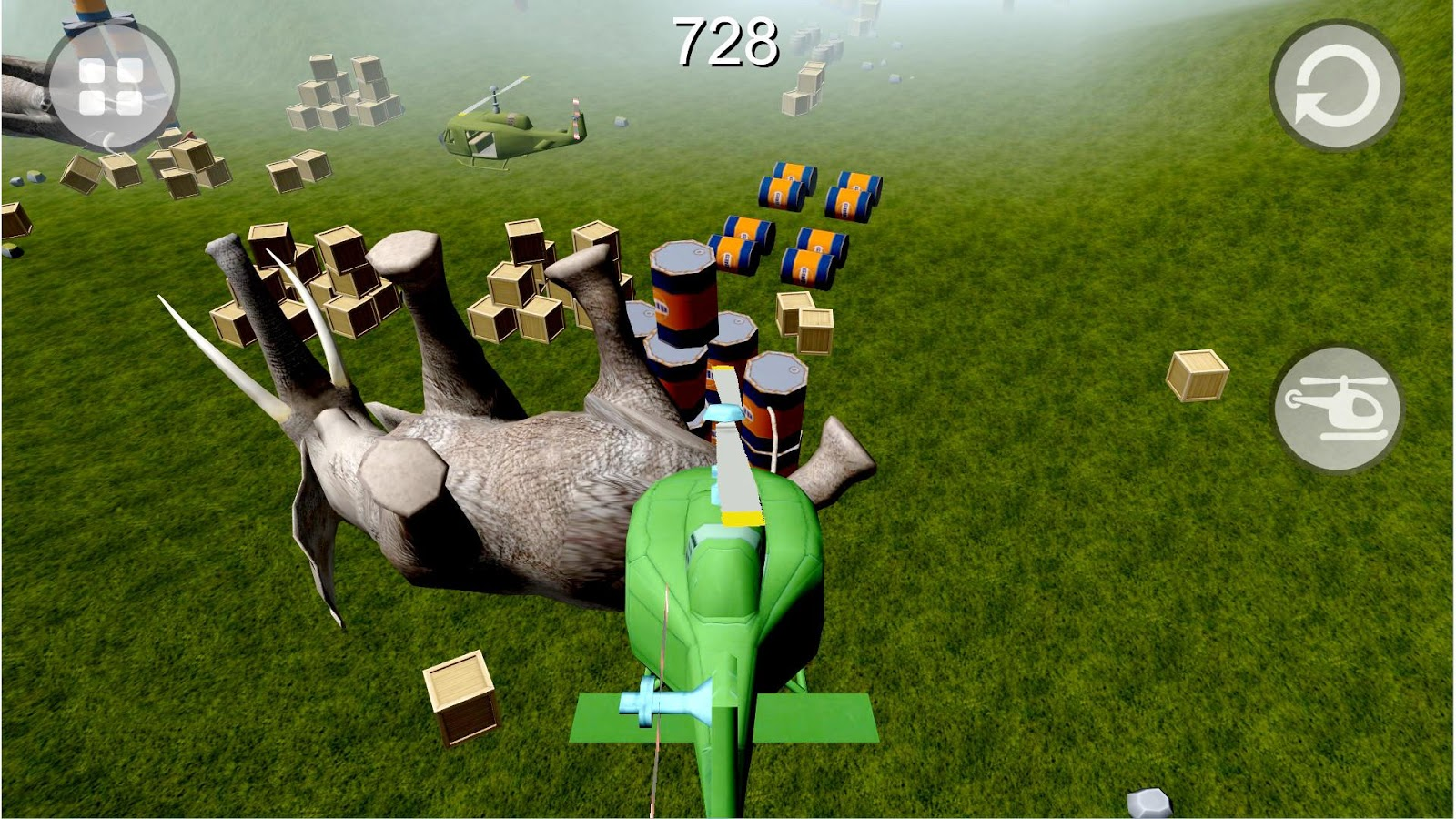 Goat-Rampage - screenshot