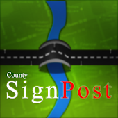County Signpost