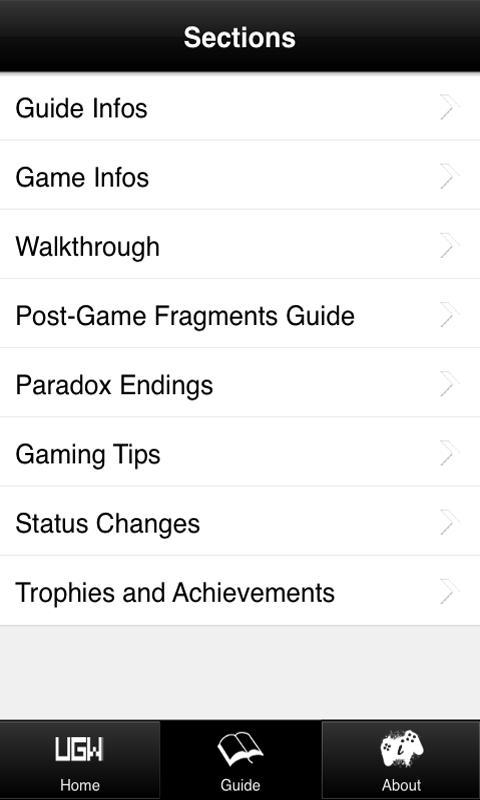 Guide - Final Fantasy XIII 2- screenshot