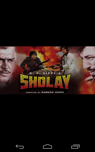 Sholay Sounds